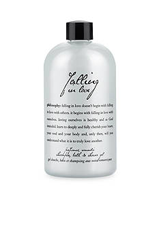 philosophy falling in love perfumed shampoo, bath & shower gel