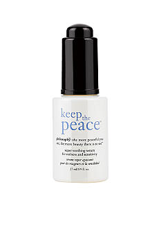 philosophy keep the peace serum