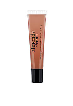 philosophy almonds & cream lip shine