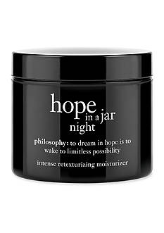 philosophy jumbo hope night moisturizer