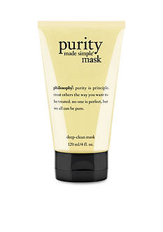 philosophy purity masque
