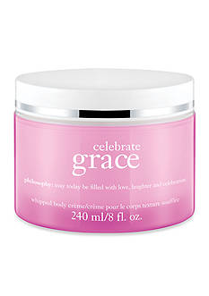 philosophy celebrate grace whipped body crème
