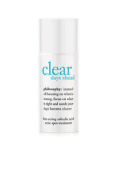 clear days ahead fast-acting acne spot treatment