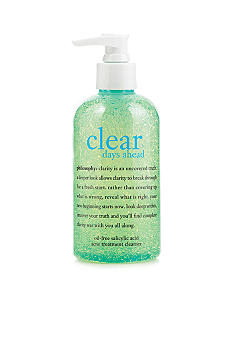 clear days ahead acne treatment cleanser