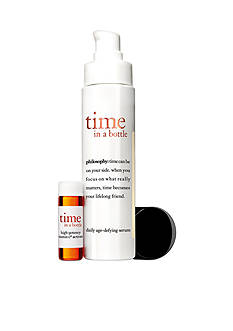philosophy time in a bottle daily age-defying serum<br>