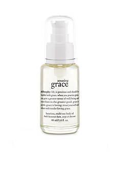 philosophy amazing grace 20th anniversary multi-tasking oil