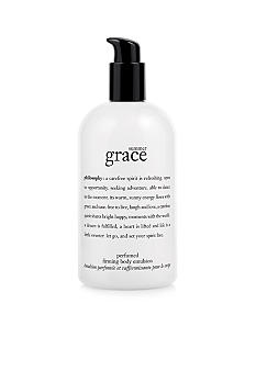 philosophy summer grace perfumed firming body emulsion