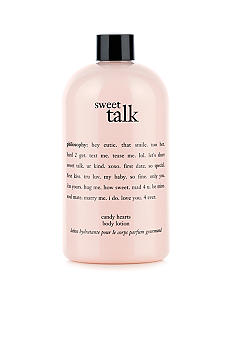 philosophy sweet talk lotion