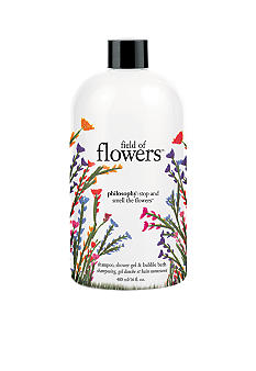 philosophy field of flowers shower gel