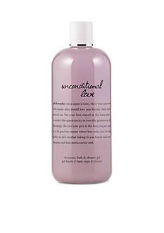 philosophy unconditional love perfumed shampoo, bath & shower gel