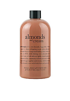 philosophy almonds & cream gel