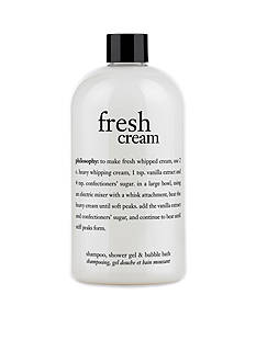 philosophy fresh cream gel