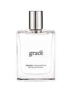 philosophy pure grace spray