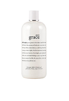 philosophy pure grace gel