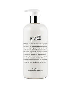 philosophy pure grace lotion