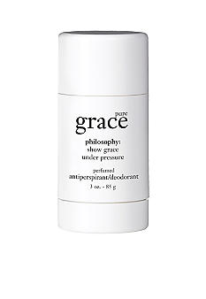 philosophy pure grace deodorant