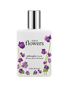 philosophy field of flowers violet blossom eau de toilette