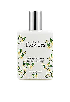 philosophy field of flowers orange blossom eau de toilette