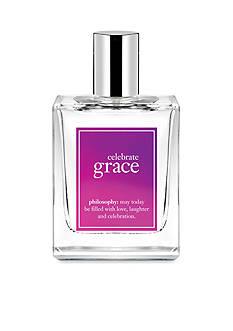 philosophy limited edition celebrate grace fragrance spray