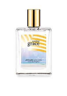 philosophy limited edition sunshine grace eau de toilette spray