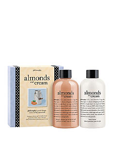 philosophy almonds & cream duo