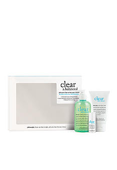 philosophy clear and balance kit