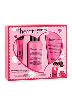 philosophy my heart to yours trio set