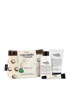philosophy coconuts and cream 3pc set