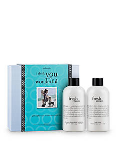 philosophy i think you are wonderful gift set