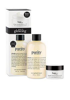philosophy purity and hope in a jar moisturizer duo kit