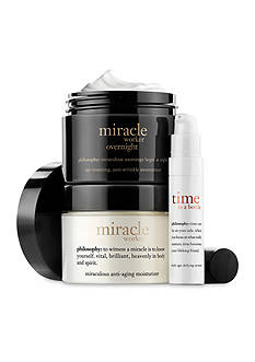philosophy miracle worker day night duo