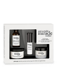 philosophy anti-wrinkle miracle worker full size kit