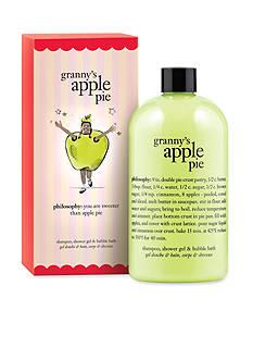 philosophy granny's apple pie shower gel 16 oz