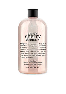 philosophy Have a Cherry Christmas Shower Gel