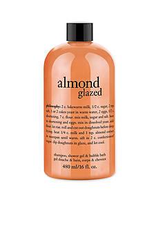 philosophy almond glaze shower gel