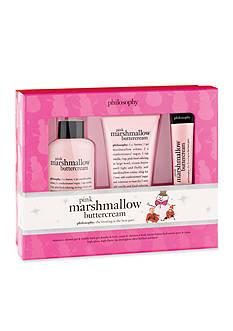 philosophy pink marshmallow buttercream trio