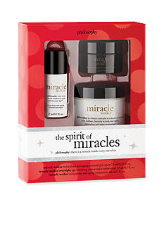 philosophy spirits of miracle kit