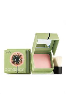 Benefit Cosmetics Travel Size Mini Dandelion Box O' Powder Blush