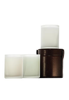 Laura Mercier La Petite Patisserie Travel Candle Trio