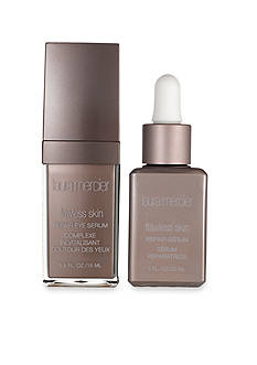 Laura Mercier Limited Edition Flawless Skin Repair Serum Duet For Face & Eyes