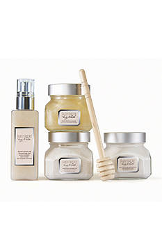 Laura Mercier Limited Edition Almond Coconut Milk Body & Bath Luxe Quartet