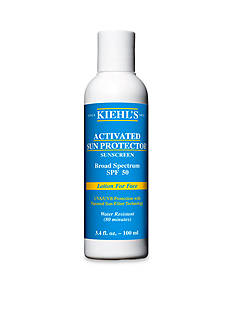 Kiehl's Since 1851 Activated Sun Protector Lotion for Face SPF 50<br>