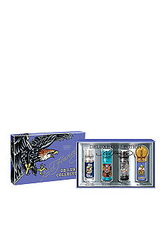 Ed Hardy for Men Travel Deluxe Collection Gift Set