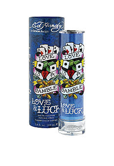 Ed Hardy by Christian Audigier Love &  Luck Men's Eau De Toilette Spray