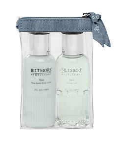 Biltmore® Bath & Body Spa 2-pc Trial Size Shower Gel & Body Lotion