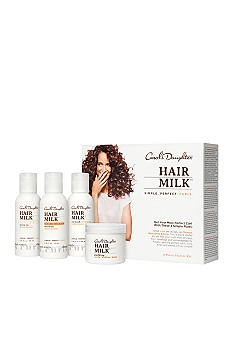 Carol's Daughter Hair Milk 4-Piece Starter Kit