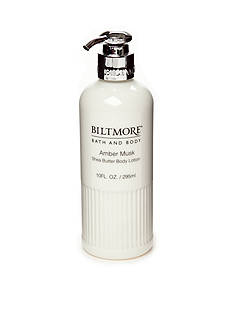 Biltmore® Bath & Body Shea Butter Body Lotion