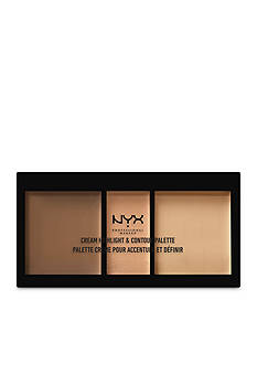 NYX Cream Highlight and Contour Palette