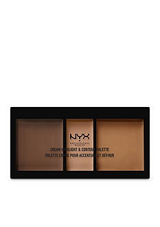 NYX Cream Highlight and Contour Palette