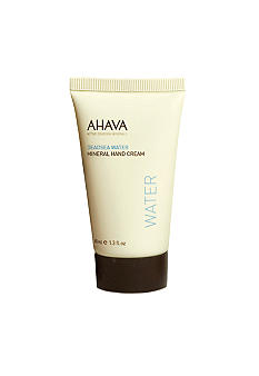 AHAVA Travel Size Mineral Hand Cream